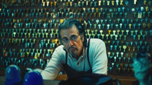 Manglehorn, starring Al Pacino, will make its North American premiere next month at TIFF after Venice.