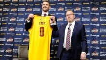 Kevin Love committed to Cavaliers for long haul