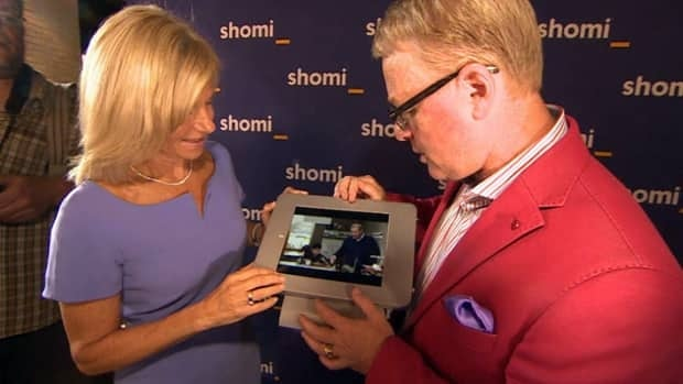 Rogers and Shaw launch Shomi