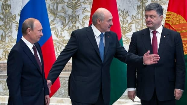 Landmark Russia-Ukraine meeting