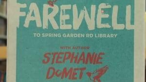 Spring Garden Road library closing