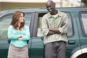 Reese Witherspoon and Ger Duany