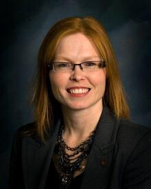 Charla Robinson, Thunder Bay Chamber of Commerce