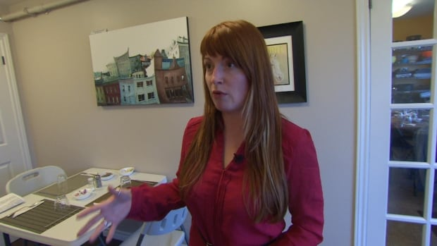 """Heather Jarvis of Guelph, Ont., co-founded the so-called """"Slut Walk"""" to draw attention to the issue of sexual violence against women."""