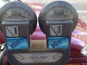 Saskatoon parking meter