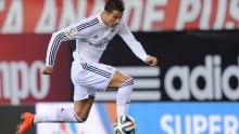 Cristiano Ronaldo named UEFA's best player in Europe