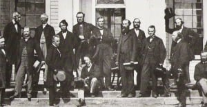 Charlottetown Conference Delegates, September 1864