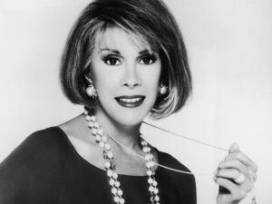 Joan Rivers 1980's headshot