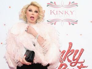 Joan Rivers Kinky Boots 2013
