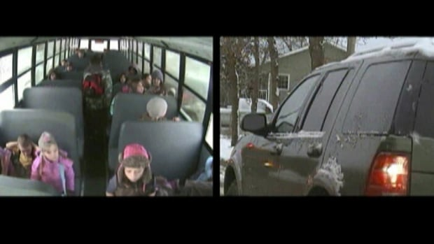 On-board cameras will capture details about drivers that have passed a stopped school bus.
