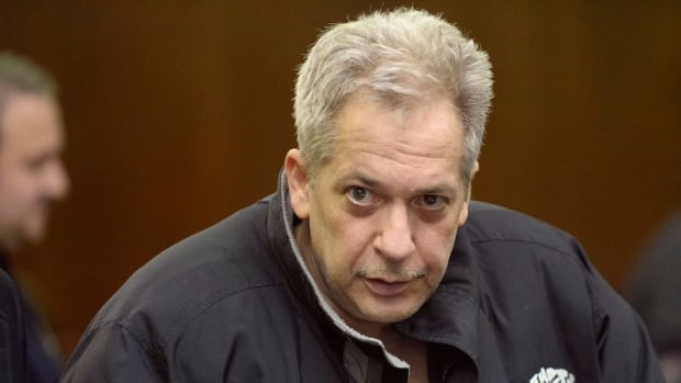 Robert Vineberg, seen during his arraignment in February, was born and raised in Montreal.