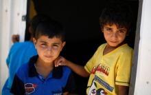 Syria crisis refugees