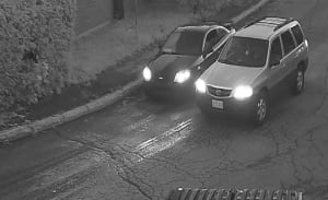 Vehicles related to McCarthy Road shooting