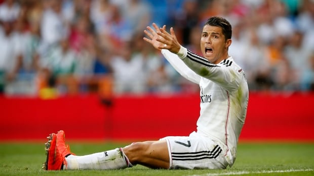 Cristiano Ronaldo has been playing for Real Madrid to start the season, but he won't be fit enough to play for Portugal when it starts its qualifying for Euro 2016 on Sept. 7.