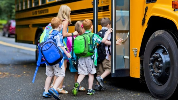 First Day of School Canada 2015 - 2016