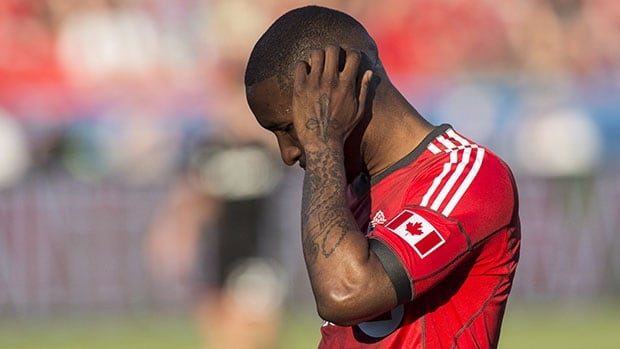 Jermain Defoe has been hampered by hamstring and groin issues in his first season with Toronto FC.