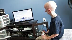 Devin Scullion playing GTA 5