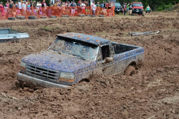 Silver Mountain Mud or Bust