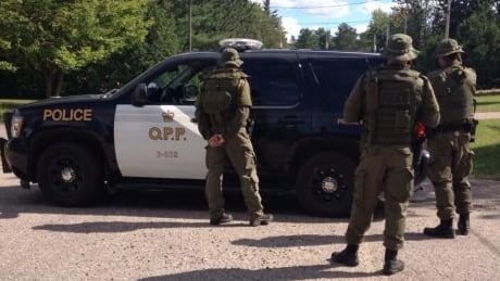 Police in standoff in Petawawa, Ont.