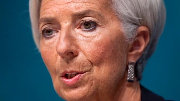 International Monetary Fund Managing Director Christine Lagarde calls the investigation, looking at negligence dating back to her time as France's finance minister, 'without basis.'