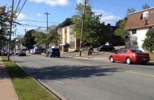 Wyse Road stabbing