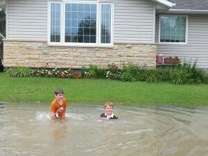 Niverville rain