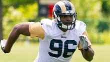 Michael Sam, NFL's first openly gay player, cut by Rams