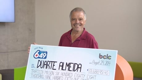 Man wins $13M jackpot after playing same numbers for 28 years