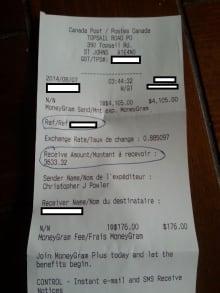Fowler-Moneygram-receipt