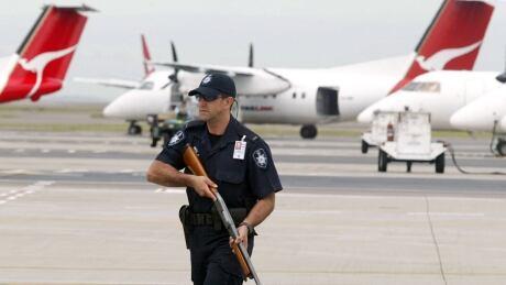 Australia federal police - drug smuggling