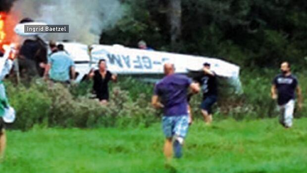 Crawford Bay plane crash