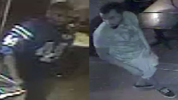 Ottawa police are looking for two men after a stabbing Thursday night at the Carleton Tavern.