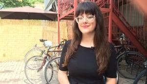 Steph Guthrie, feminist and social media consultant