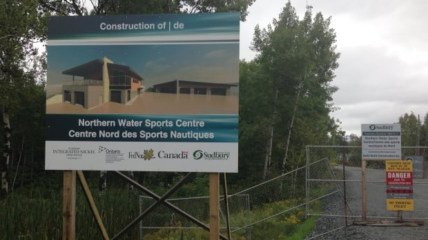 When it opens, the Northern Water Sports Centre will be the home to rowing programs, dragon boats and the Sudbury Canoe Club.