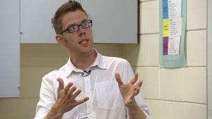 Regina teachers learning about techology