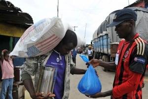 Ebola outbreak food crisis