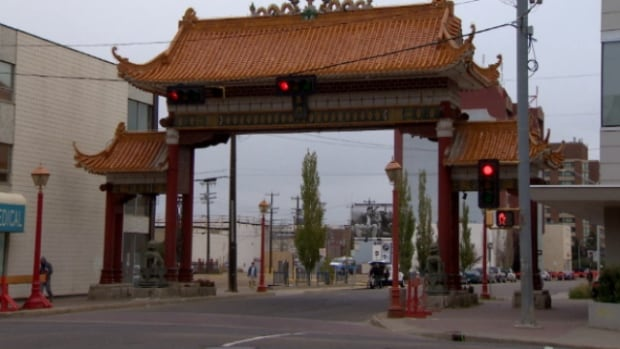 The Harbin Gate in Chinatown will have to be moved because of LRT expansion. Downtown city councillor Scott McKeen says council needs to come up with a redevelopment plan before that gate is moved.