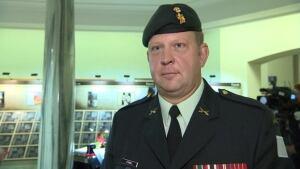 Col. Ross Ermel