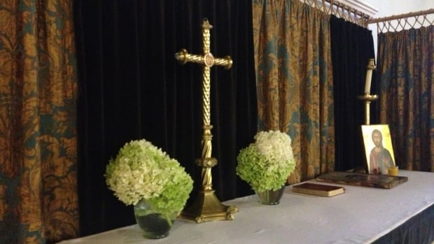 When the University of King's College relocated from Windsor to Halifax nearly 100 years ago, it moved two pieces of the old chapel with them: the altar and the cross.