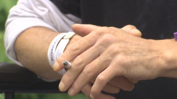 The Saint John Regional Hospital is now smoke-free.