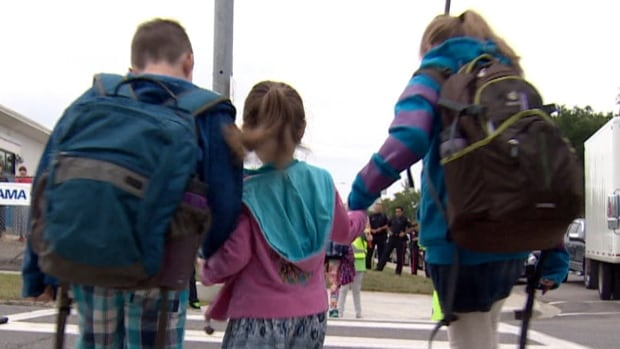 As Calgary children return to school, parents in the public and Catholic school systems are expected to pay fees.