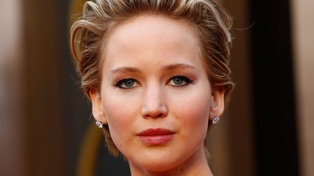 Jennifer Lawrence, shown here at the Academy Awards in March, is very seriously pursuing copyright claims in fighting back against hackers who stole intimate photos of her.
