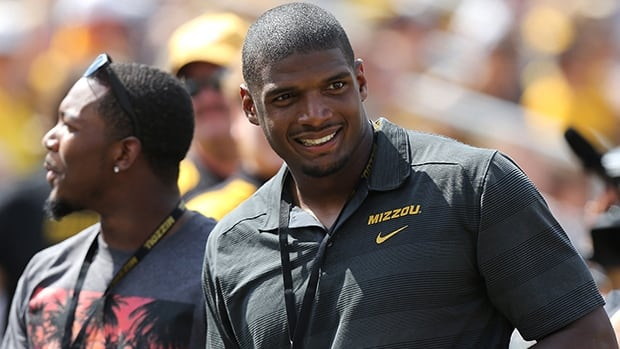 Michael Sam, the first openly gay player drafted by the NFL, is joining the Cowboys after being cut at training camp by the Rams.