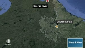 Churchill Falls to George River