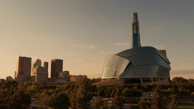 The Canadian Museum for Human Rights is set to open on Sept. 20.