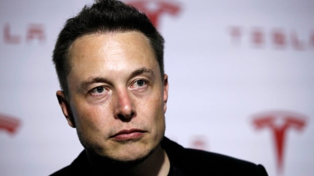 Tesla CEO Elon Musk is set to make an announcement later tonight. There's been speculation that a large-scale battery announcement is expected, but it's not clear if that will be the case.