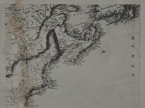 Sable Island criminal colonist map