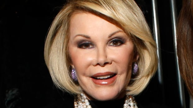 Joan Rivers' weekly Fashion Police series is on hiatus as authorities investigate the conditions surrounding her cardiac arrest during a procedure at a New York clinic.
