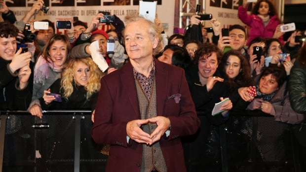 Bill Murray Day will see three of the actor's most popular films -- Stripes, Ghostbusters and Groundhog Day -- screened throughout the day.