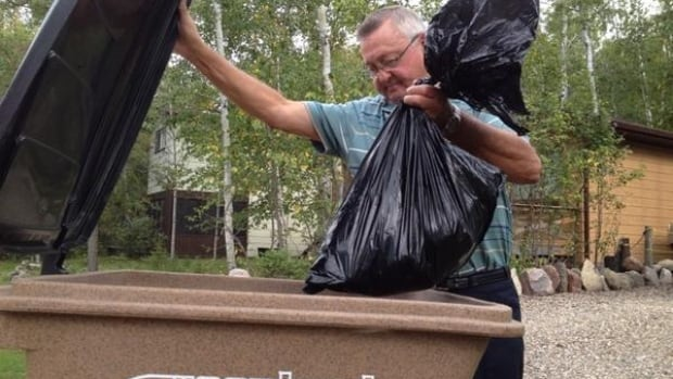 District of Lakeland Reeve Al Christensen believes an increase in bear sighting is due to the animals moving out of the bush in search of food. They often turn to garbage bins.